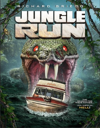 Jungle Run (2021) Movie Review: Family Friendly Adventure