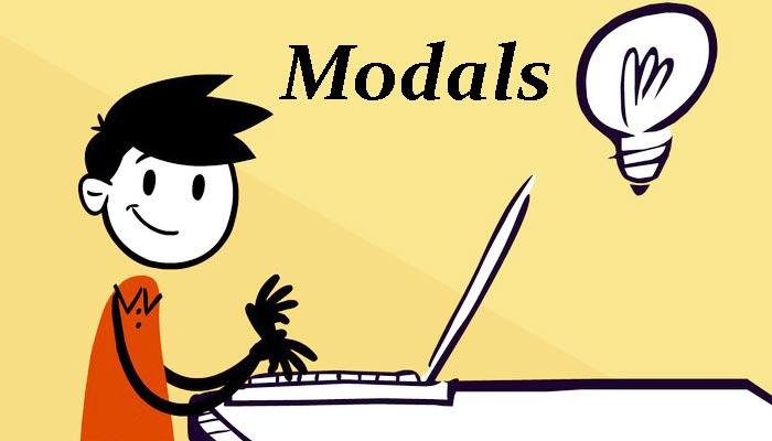 modals in Hindi