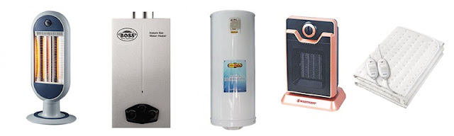 2016 Electric and Gas Water Heater Price