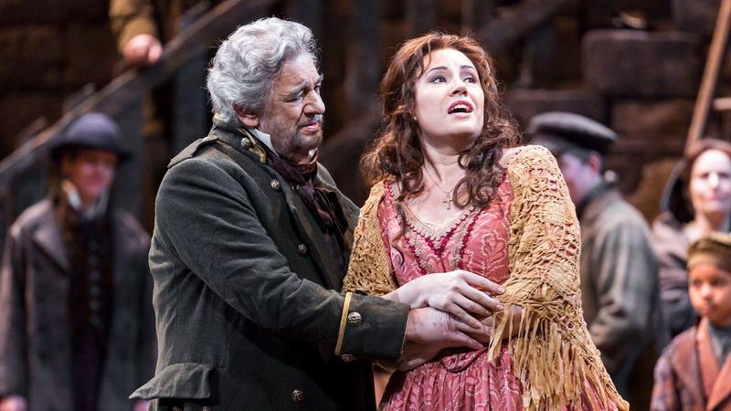 Προβολή της όπερας «Λουίζα Μίλλερ» του Βέρντι στο Δημοτικό Θέατρο Αλεξανδρούπολης