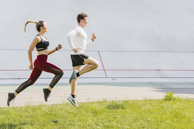 لماذا يستطيع الرجال الركض أسرع من النساء؟