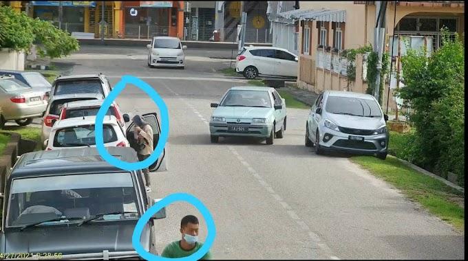 Seorang lelaki cuba mencabul wanita bersendirian di dalam kereta