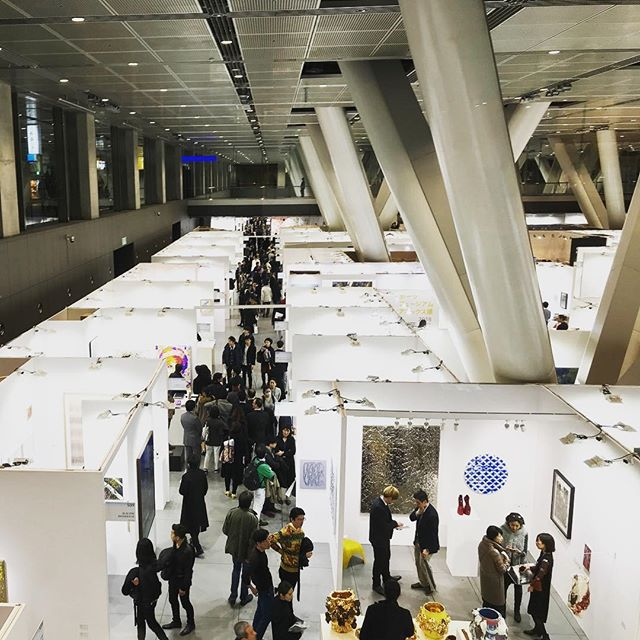 アートフェア東京2018 | 東京国際フォーラム | 2018-03 【鑑賞メモ】