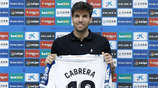Espanyol's Leandro Cabrera becomes a transfer target for Liverpool