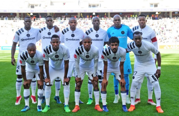 Orlando Pirates FC of South Africa