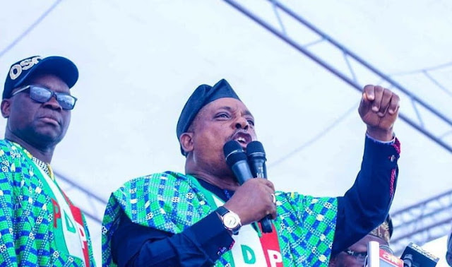 Court Reinstates Uche Secondus As PDP National Chairman