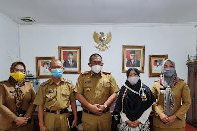 ACT Lampung dan Dinas Sosial Provinsi Lampung Lanjutkan Kolaborasi Program Kemanusiaan