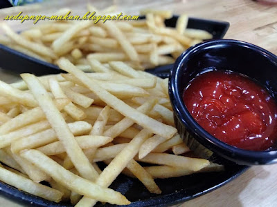 2 fries
