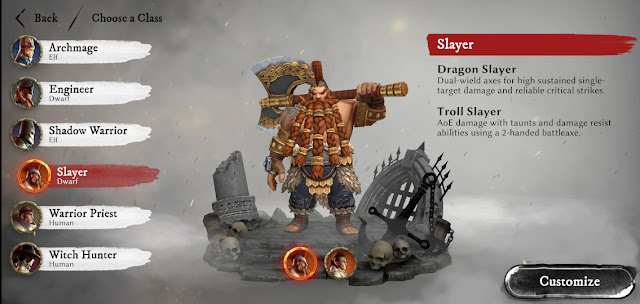 Warhammer odyssey slayer guide