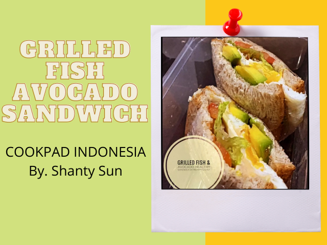 Grilled Fish Avocado