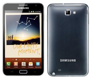 Harga Samsung Galaxy note 1 N7000