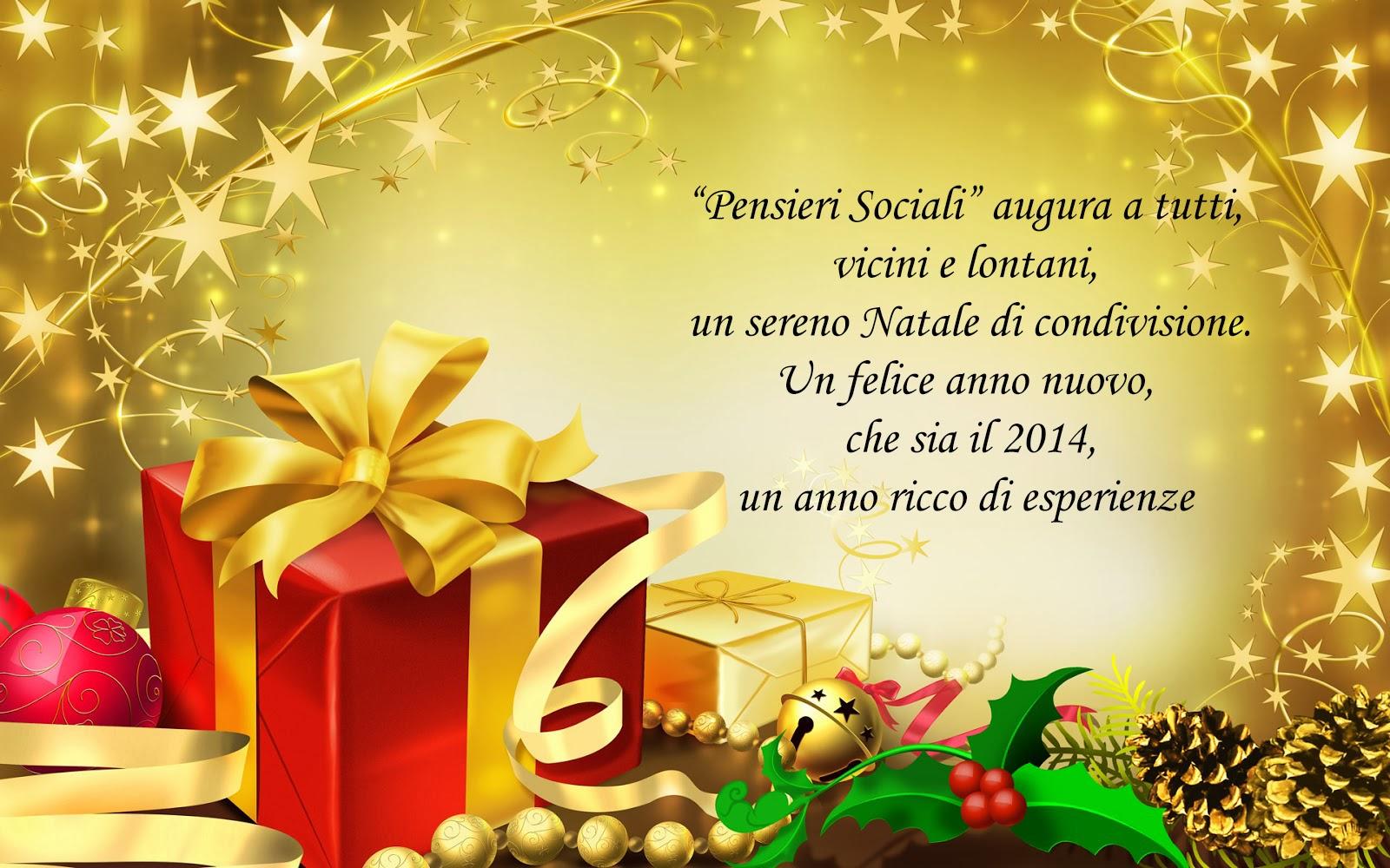 Pensieri Auguri Di Natale.Pensieri Sociali Di Chiara Biraghi Auguri Di Buone Feste
