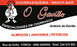 O Gavião - Aveiro - Churrascaria