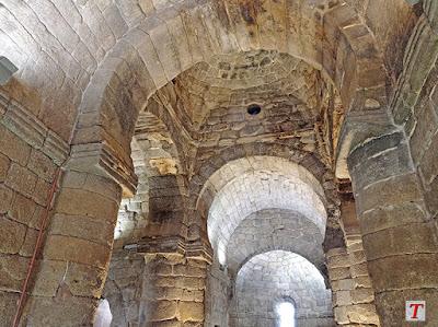 Santa María de Melque Toledo