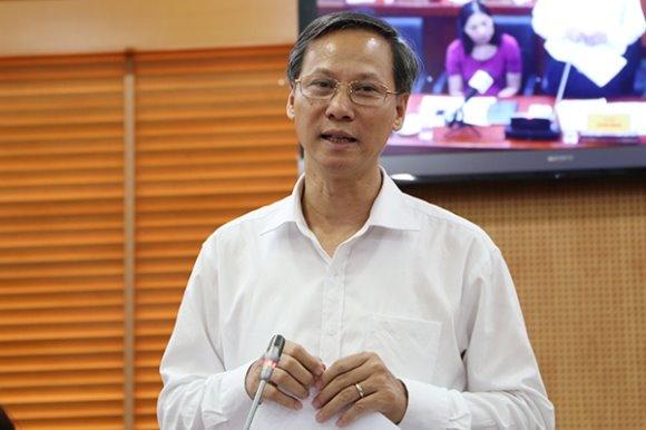 Vụ trưởng Vụ Chính quyền địa phương (Bộ Nội vụ) Phan Văn Hùng