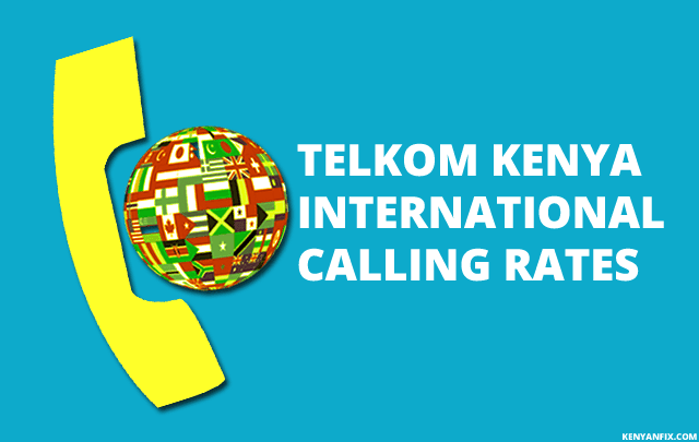 telkom international call rates