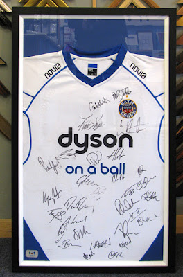 Framed Bath Rugby Shirt