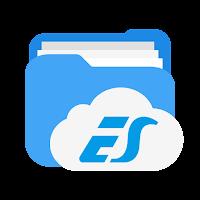 ES File Explorer Premium MOD APK v4.2.7.1 - App Logo