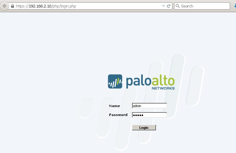 Install and Configure Palo Alto VM in Vmware Workstation / ESXi