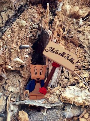 Minifiguras lego Porky Looney Tunes