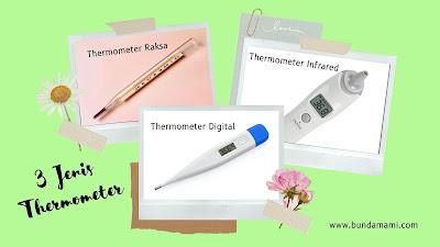 Jenis-jenis Thermometer