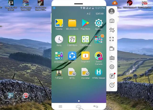 تنزيل برنامج Wondershare MirrorGo لإظهار شاشة الهاتف على الكمبيوتر