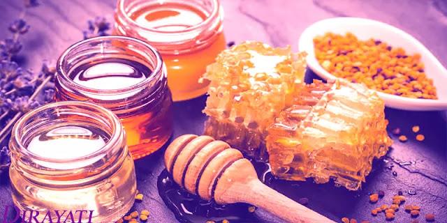 استخدامات عسل النحل عسل النحل الفوائد العامة لعسل النحل المركبات المكونة للعسل فوائد عسل النحل استخدام عسل النحل في الحروق والجروح فوائد عسل النحل للجنس فوائد عسل النحل للتخسيس فوائد عسل النحل للبشرة فوائد عسل النحل قبل النوم