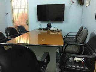 Triển khai giải pháp hội nghị truyền hình AVer cty Việt Siêu hình 1