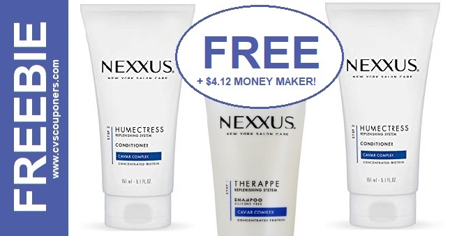 FREE Nexxus Restoring Conditioner CVS Deal 1117-1123