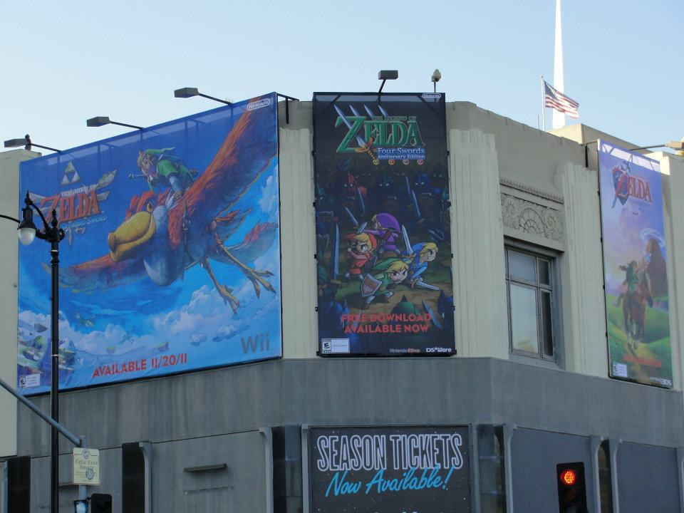 Things To Do In Los Angeles Legend Of Zelda 25 Anniversary