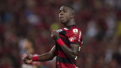 Vinicius hará la pretemporada
