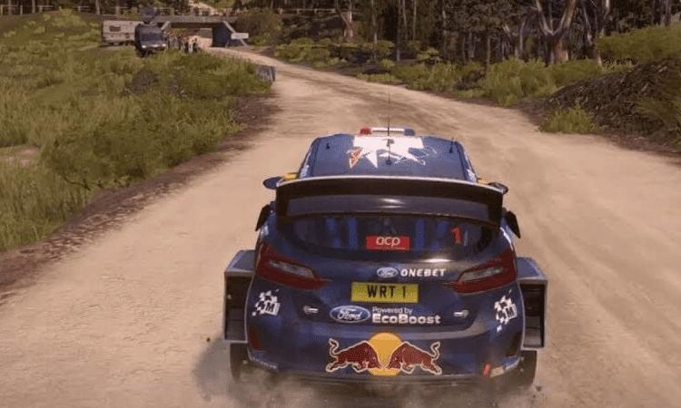 تحميل لعبة 2018 WRC 7 FIA World Rally Championship برابط واحد