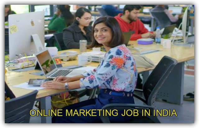 Best Online Jobs for Graduate Student in Social Marketing In India