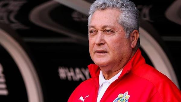 Oficial: Chivas, destituido Víctor Manuel Vucetich