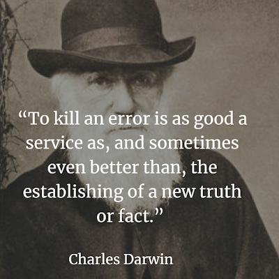 Top Charles Darwin Quotes