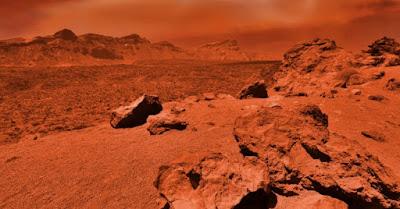 Mars-scape
