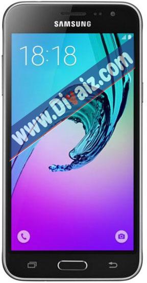 Samsung Galaxy J3 - www.divaizz.com
