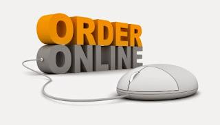 Langkah Pemesanan Online
