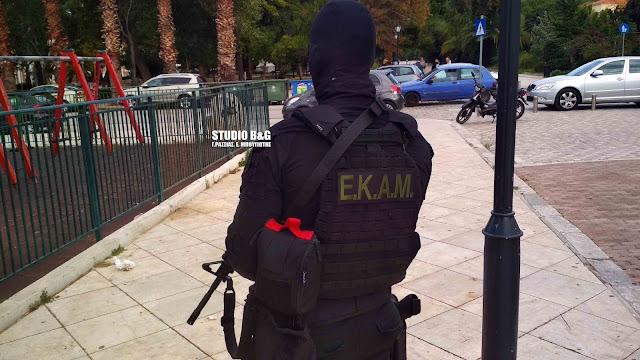 Έκτακτο: Συνελήφθη καταζητούμενος τζιχαντιστής στην Πελοπόννησο - Οδηγείται στο Ναύπλιο