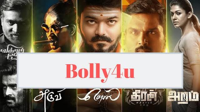 Bolly4u.trade Hollywood Dubbed in Hindi, Bollywood Movies Download & New Domain Link