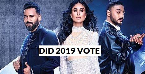 VOTE: Dance India Dance 2019 | DID 7 Voting on Zee5 App