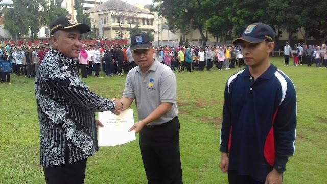 Depok Raih Penghargaan Managemen Kepegawaian Terbaik Se-Jawa Barat