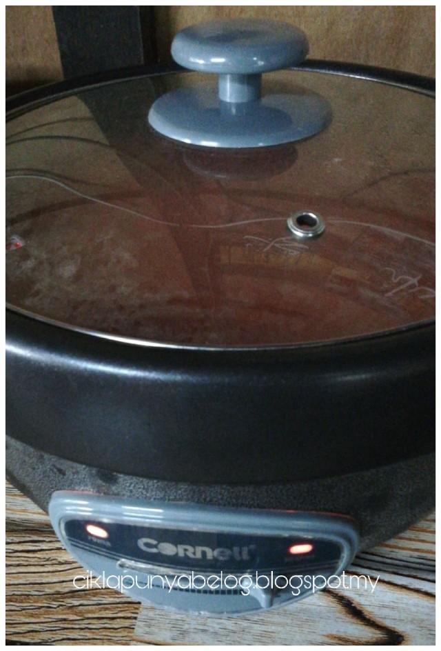 Cara saya buat ikan sardin homemade paling senang guna multicooker. Menjadi ke?