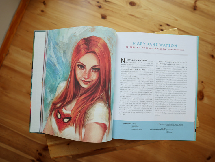 Marvel. Superbohaterki, Egmont, otymze.pl
