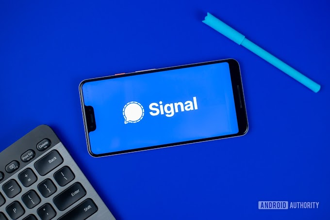 SIGNAL - A WHAT APP'S  ALTERNATIVE