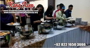 stall catering kambing guling kang asep lembang