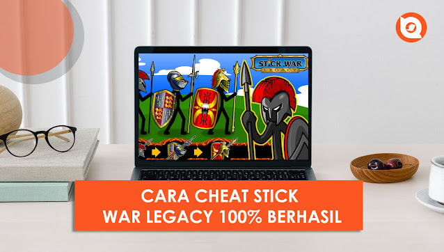 cara cheat stick war legacy mod apk