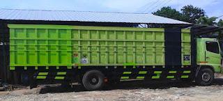 Karoseri Modifikasi Bak Truck