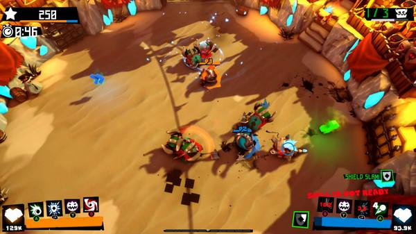 Cubers: Arena (2020) PC Full Español