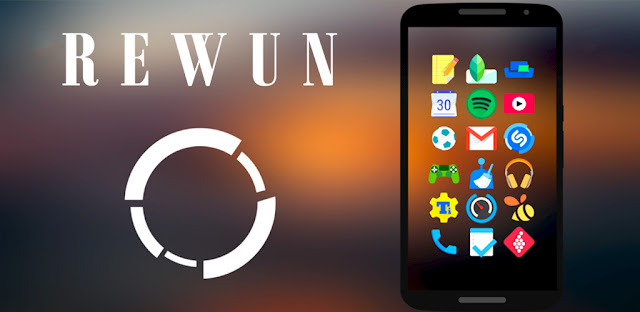 Rewun - Icon Pack v7.4.0 APK Download